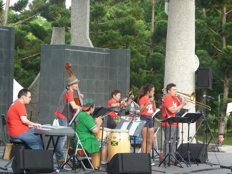 Xizhi, Taipei. Exposition Renoir puis concert au parc Daan - P1330770.JPG