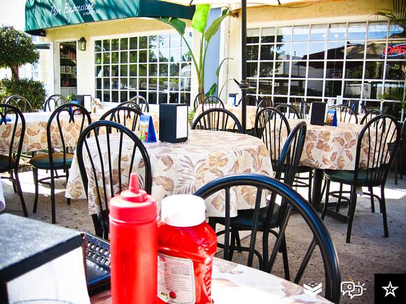 La Torta Cafe in La Mesa, San Diego