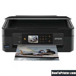 Reset Epson XP-311 Waste Ink Counter overflow problem