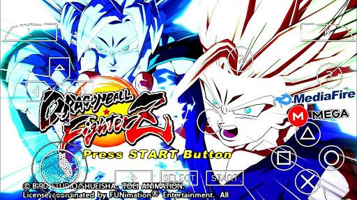 SAIU! NEW ISO DraGoN Ball Tenkaichi Tag Team Mod TexTure Dbz Fighter Z Beta V2 Para Android (PPSSPP)