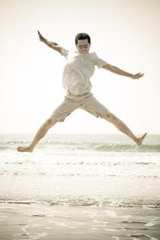 กระโดด