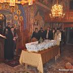 1. јануар 2012, Острог - Света Литургија и сахрана монахињ�