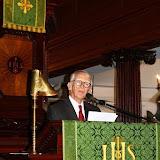 Charleston Mayor Joe Riley speaks about the legacy of Senator Fritz Hollings.