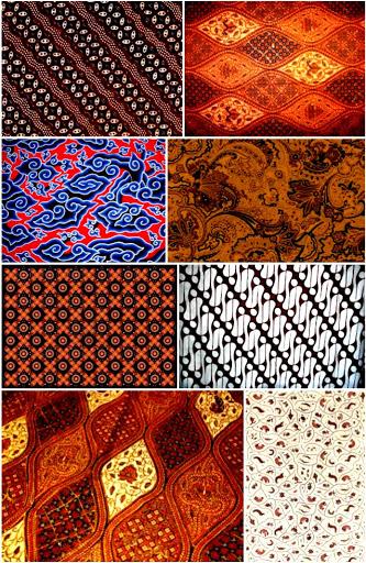 73 Gambar Batik Nasional Indonesia Terbaik