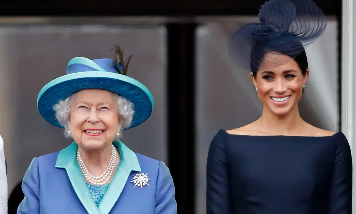 The Queen shares statement following birth of Harry and Meghan's Daughter