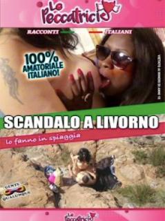 Scandalo a Livorno lo Fanno in Spiaggia