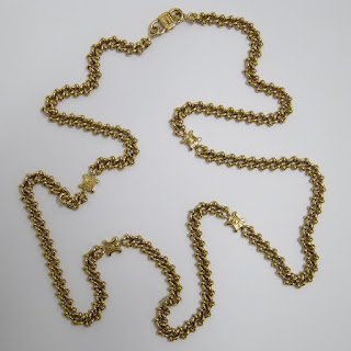 Céline Costume Necklace