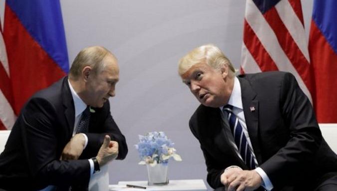 Putin e Trump prontos para