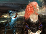 Elf Queen And Soul Of Wind