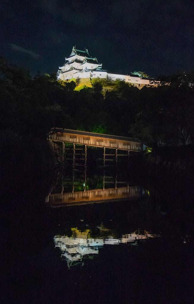 和歌山城・竹燈夜