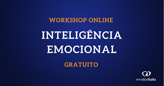Workshop Online Inteligência Emocional