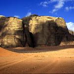 Wadi Rum (Jordanie)