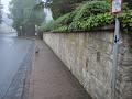 Blog-KSF-2013 / Mauerreinigung Driburger Straße