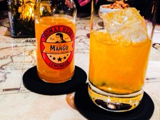 Mystic Mango Lemonade
