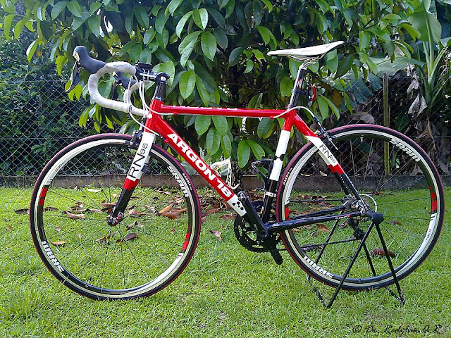 Road bike -Argon 18
