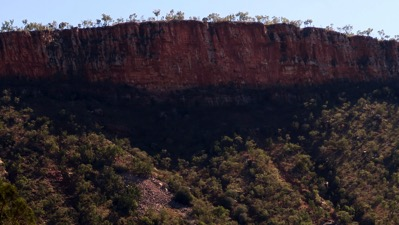 Red Escarpment