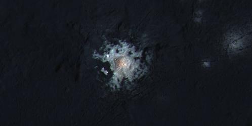 Cerces Occator Crater