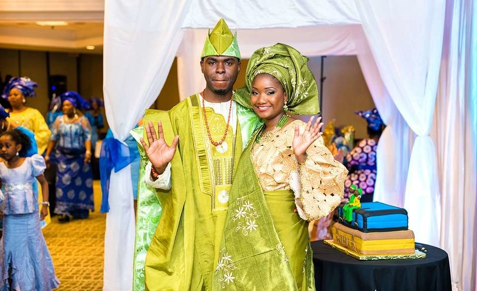 African Traditional Wedding Attire That Will Make You Want To Get Married 4
