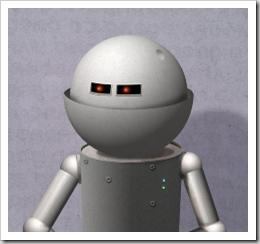 Malevolent robot