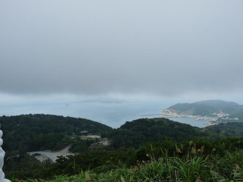 Mont Yuntai environ 250 mètres