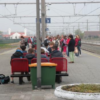 Excursie Brugge eerste jaar