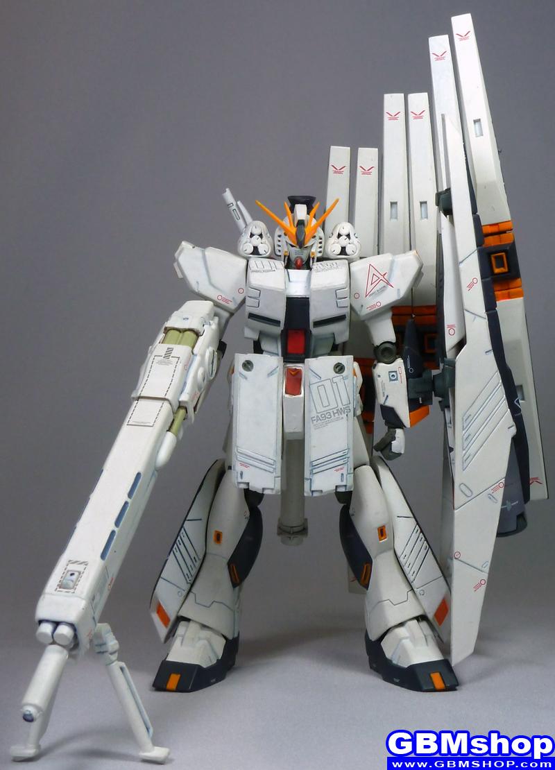 Gundam Fix Figuration #0009 FA-93HWS GUNDAM HWS