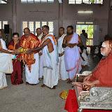 Sringeri Sri Bharathi Theertha Swamiji in Horanadu