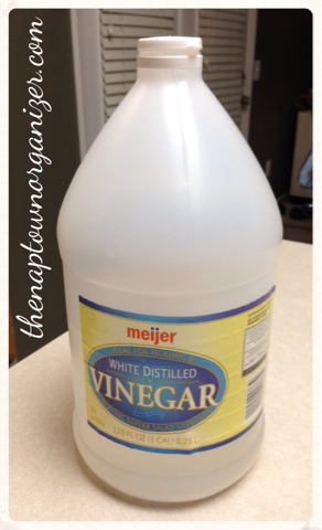 TNO's Tips & Tricks - Vinegar Cleaning or Cleaner Uses