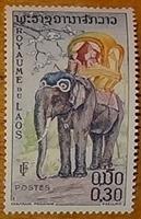 timbre Laos 004