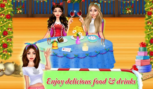 Christmas Pajama Party : Girls Pj Party- screenshot thumbnail