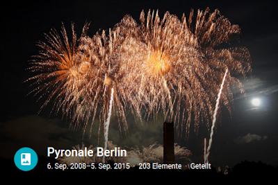Pyronale Berlin - Alle Fotos