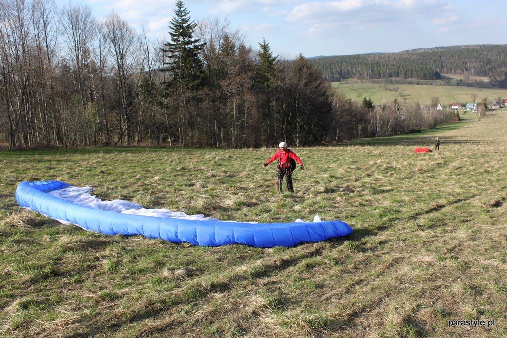 Szkolenia paralotniowe Kwiecień 2011 - IMG_5432.JPG