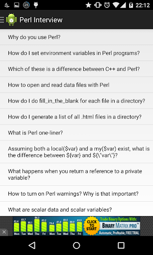 Perl Interview Questions