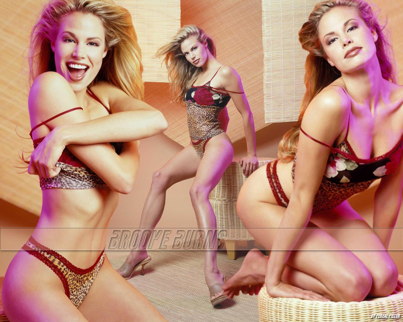 Brooke Burns Topless wonders of the world: february 2011
