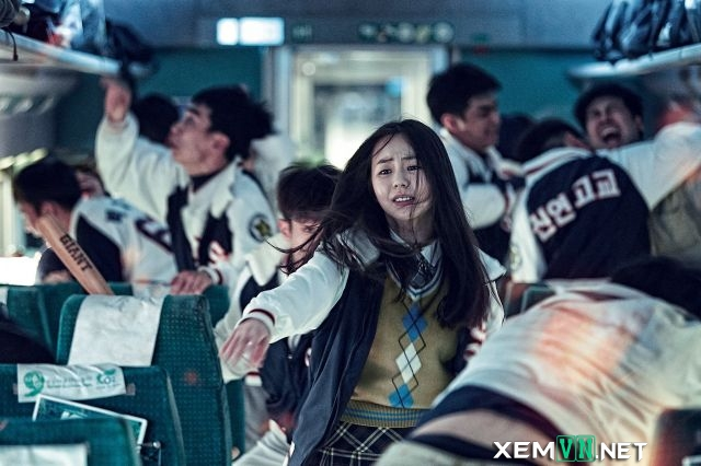Phim Chuyến Tàu Sinh Tử - Train to Busan