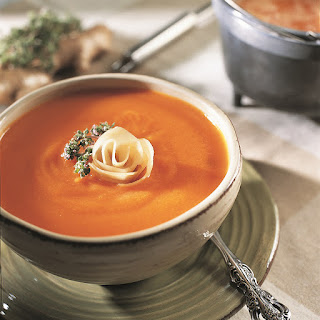 Carrot & Ginger Soup Recipe