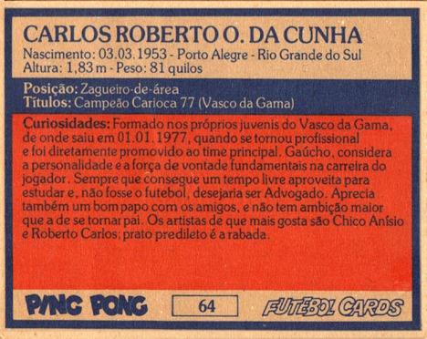 CRVG (064 B) Gaúcho ZG