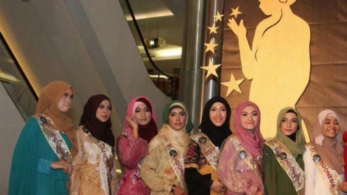 Wakil Kalsel Gagal Masuk 5 Besar Putri Muslimah Indonesia 2015