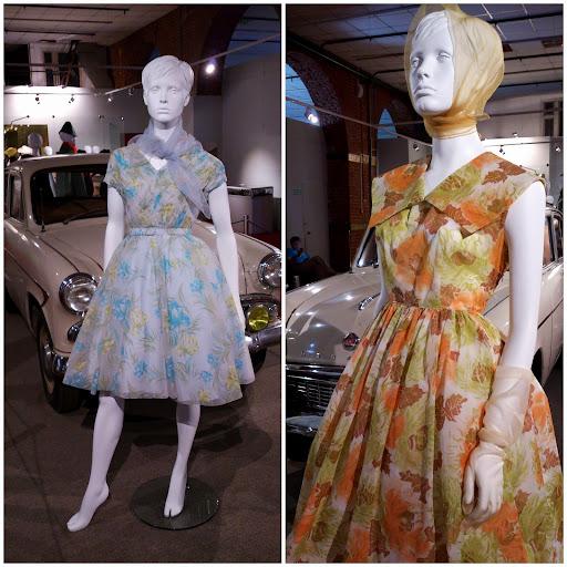 Платье 40 х годов в россии