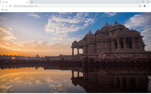 Delhi New Tab & Wallpapers Collection