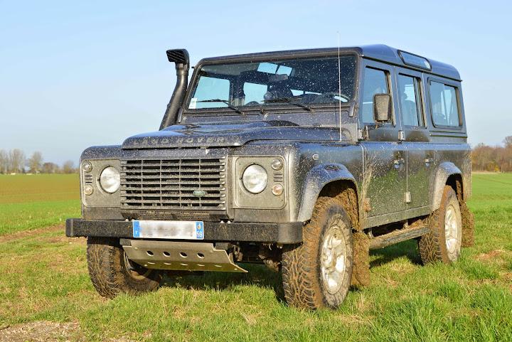 Présentation Weekmobile LR4