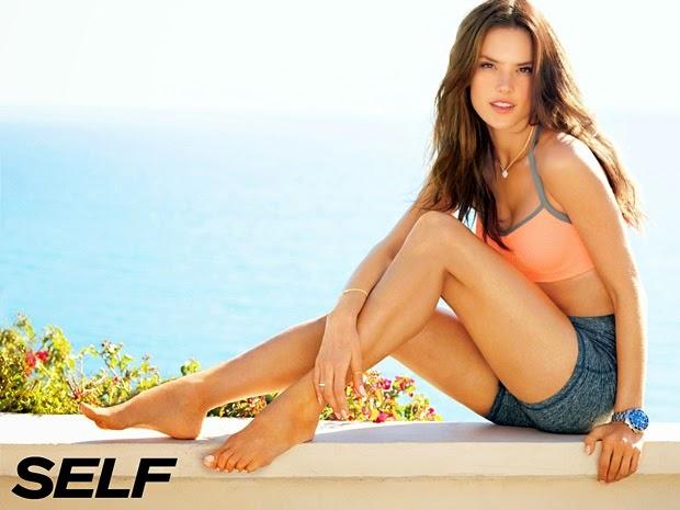 Alessandra Ambrosio – Thiên thần mang vẻ đẹp hoàn hảo
