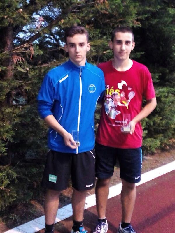 Aitor del Val subcampeón en el torneo de Muskiz