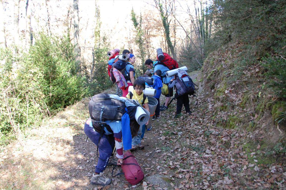 Sortida Castors i Llops a la Roca del Secut 2010 - DSC_0702.JPG