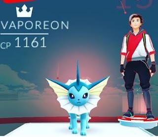 apa saja update terbaru game pokemon go
