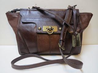 Frye Rustic Bag
