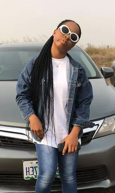 19-Year Old Nigerian Girl Breaks The Internet After Buying Two Cars For Her Parents Same Day  [Photos]