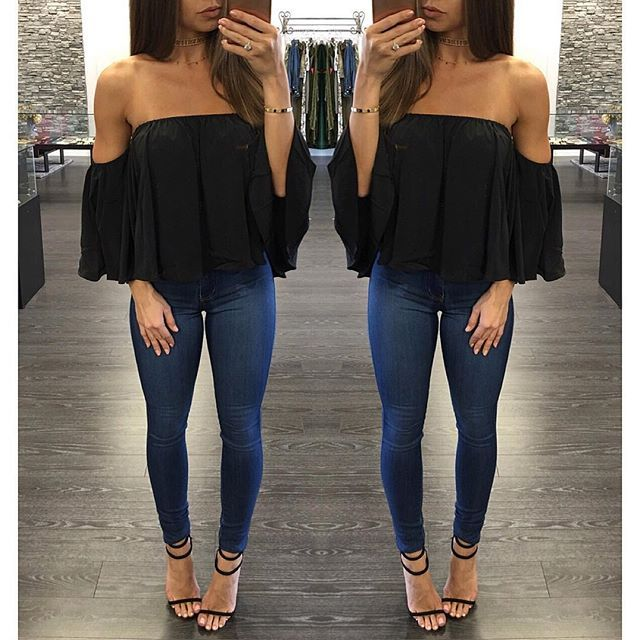 AMAZING OUTFITS OFF SHOULDER TOPS FOR SOUTH AFRICAN GIRLS 5