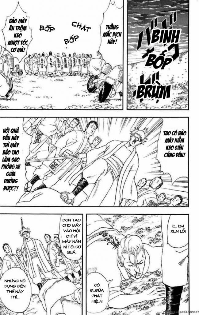 Gintama Chap 36 page 13 - Truyentranhaz.net