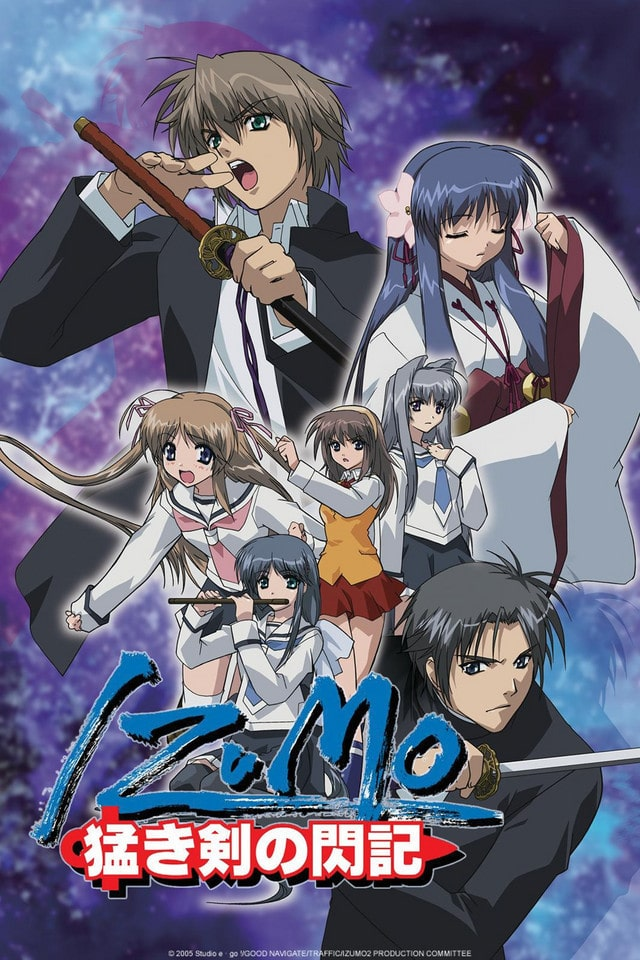 Izumo: Flash of a Brave Sword